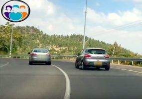 מה זה שומרי הדרך? (תמונה: מכוניות על הכביש)